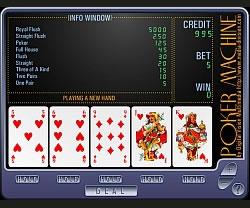 Poker mašina igrica