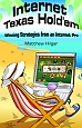 Internet Texas Hold'em Poker knjiga od Matthew Hilger-a