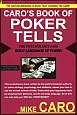 Mike Caro's Poker Book of Tells