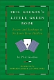 Phil Gordon's Little Green Book of Poker (Mala zelena Poker knjiga)