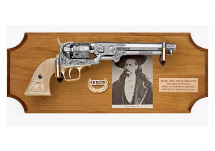 500.000$ za revolver Divljeg Bila Hikoka (Video)