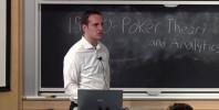 UNOSNA MATEMATIKA Ovaj profesor uči studente kako da nikad ne izgube na pokeru