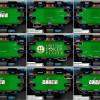 Igrajte na više stolova u online poker sobama